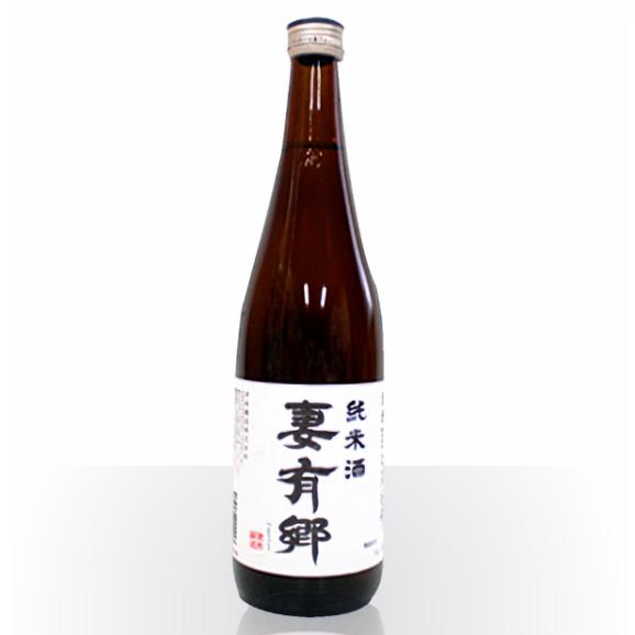妻有郷 純米酒【720ml】01