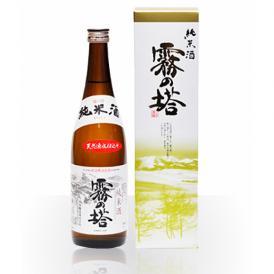 柔らかなコクとキレ、淡麗にして旨みがある。地場産の酒米仕込の純米酒