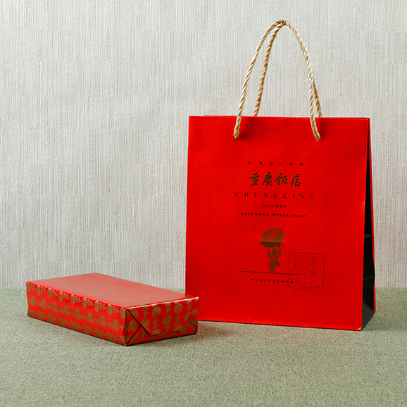 重慶飯店 ミニ月餅 4種8個入02