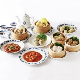 重慶飯店 飲茶料理セット 9種-J