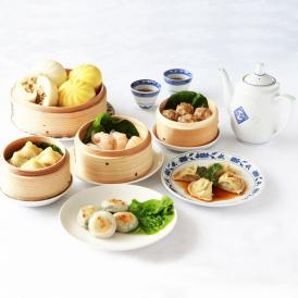 【送料込】重慶飯店 飲茶セット7種-F