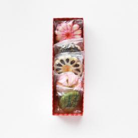重慶飯店 中華菓子詰合せ 5種5個入