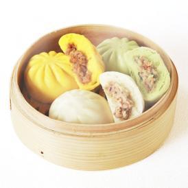重慶飯店 重慶饅頭 三色セット