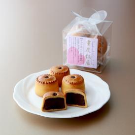 重慶飯店 チョコあん小粒月餅4個入