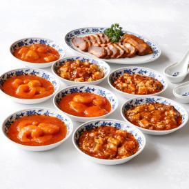 【送料込】重慶飯店 冷凍中華惣菜セットA