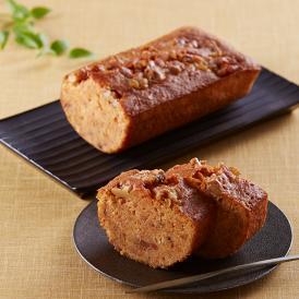 真田幸村ゆかりの地、和歌山県九度山町の生産量日本トップクラスの富有柿を使ったパウンドケーキ。