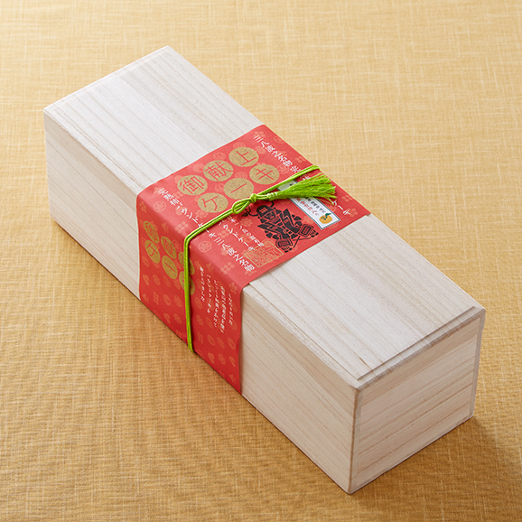 九度山産の完熟富有柿 パウンドケーキ03