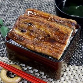 鹿児島県産 うなぎ蒲焼(長焼) 2尾 (135gx2) 送料無料