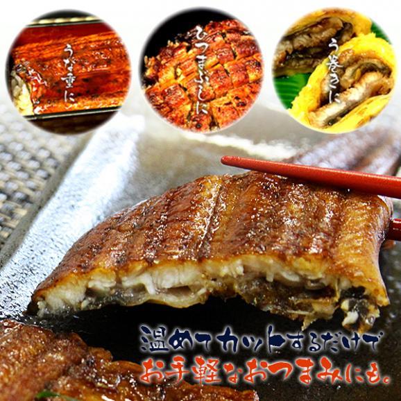 鹿児島県産 うなぎ蒲焼(長焼) 2尾 (135gx2) 送料無料 お中元/ギフト05
