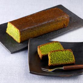 【店頭受取専用】ブランデーケーキ「カルヴァドス×抹茶」 花蝶×高山浩二
