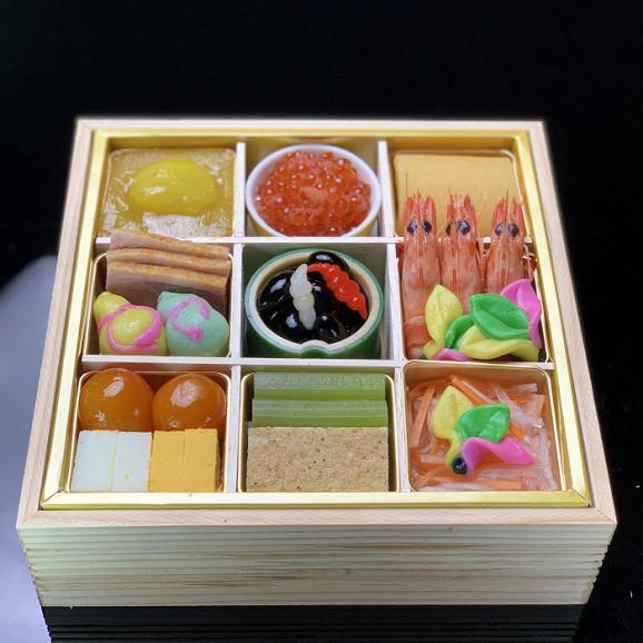 加賀特選おせち料理三段【生おせち】【3~4人前】【37品目】04