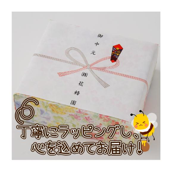 【ギフト】三種の蜂蜜500g はちみつギフトセット 【送料込み】02