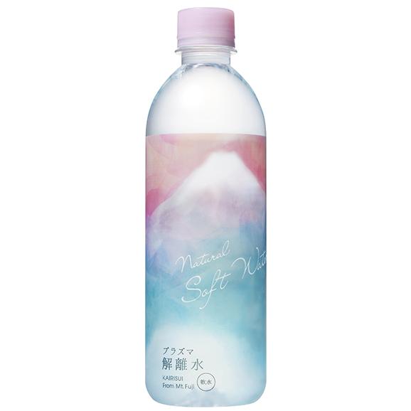 プラズマ解離水【500ml × 24本】02