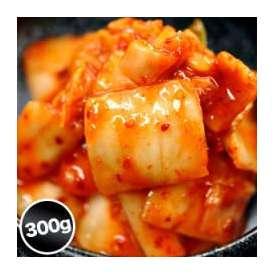 【9月1日出荷開始】神戸長田 本格刻み白菜キムチ 300g 10セット[3kg]まで1配送でお届けします 佐川クール[冷蔵]便にてお届け