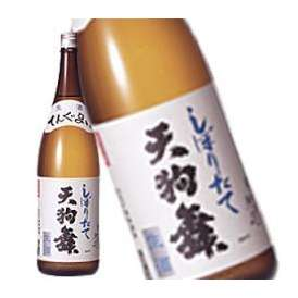 天狗舞 本醸造 しぼりたて生酒 1800ml【2~3営業日以内に出荷】