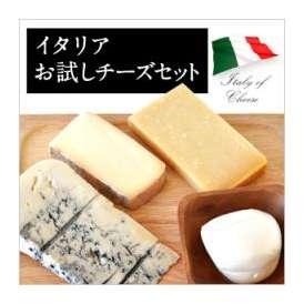 イタリア産 お試しチーズセット 3セットまで1配送でお届け 佐川クール[冷蔵]便でお届け 北海道・沖縄・離島は送料無料の対象外 【9月1日出荷開始】【送料無料】