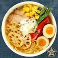 [夏季限定]札幌スープカリーラーメン 2食セット[スープ付][メール便]【4~5営業日以内に出荷】