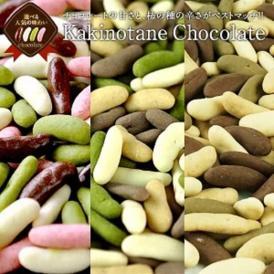 [予約商品]【送料無料】冬季限定 チョコたっぷりリッチ仕様 柿の種チョコレート選り取り[メール便]