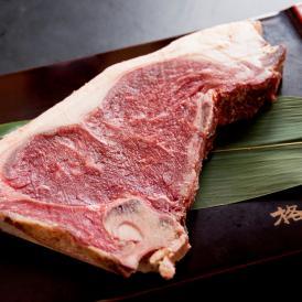 門崎熟成肉 ステーキ・骨付き肉 Lボーン(国産牛:350g~450g×1枚)