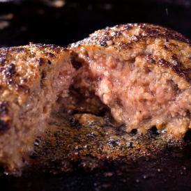 メディアで話題の「格之進」ぐるなび4月限定! ヤケテルハンバーグ×門崎熟成肉カレーセット