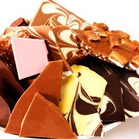 割れチョコミックス5 ミルク多め【チュベドショコラ】【チョコレート】