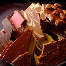 割れチョコミックス5 ビター多め【チュベドショコラ】【チョコレート】
