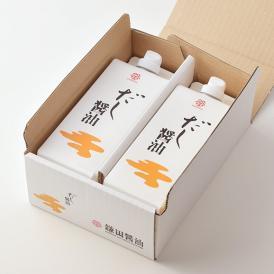だし醤油 2本入 (500ml)