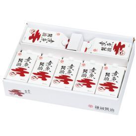 煮魚醤油 7ヶ入 (200ml)