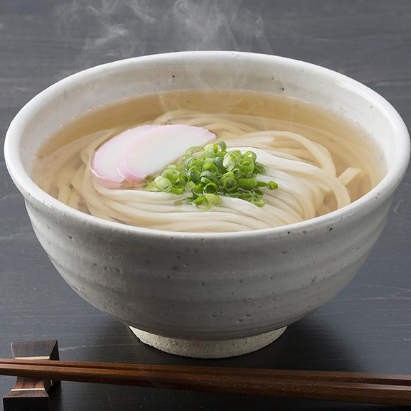 <本場讃岐うどん> 鎌田醤油讃岐うどんセット(小)02