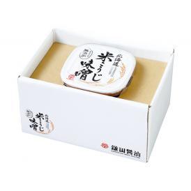北海道 米こうじ味噌1ヶ入(500g)