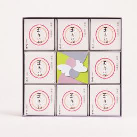 【送料込】即席お汁「玉手箱」お味噌汁(8個)・麩細工(1個)【ご当地地域名産ギフト】【お中元・ご贈答に】