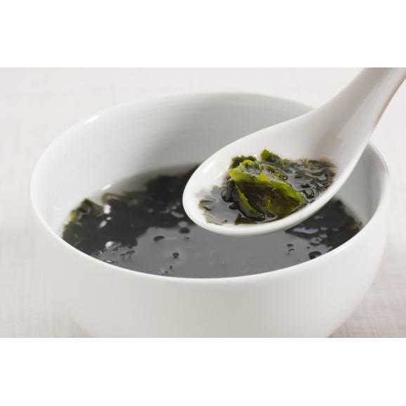 【日本全国送料込】いその、わかめスープ【50g × 4袋】02