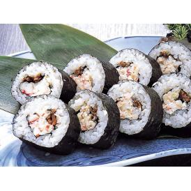 【組み合わせ自由!カニ寿司を3本以上購入で送料無料】 ※同一送り先に限ります 蟹工船 たらば蟹 太巻寿司