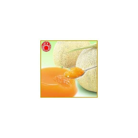 【送料別】 ホリ 夕張メロンピュアゼリー 80g×4個入り 夕張メロン/夕張メロンピュアゼリー/メロンゼリー/ゼリー/ギフト02