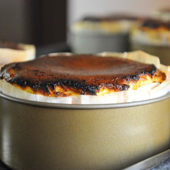 バスクチーズケーキ:カオリーヌ菓子店03