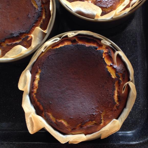 バスクチーズケーキ:カオリーヌ菓子店04