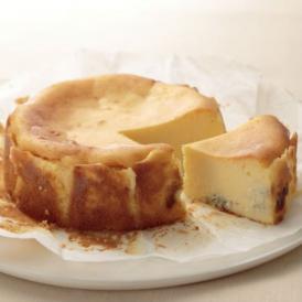 ブルーチーズのチーズケーキ:カオリーヌ菓子店