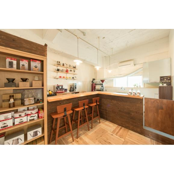 KAORU COFFEE ROASTERYおすすめコーヒーセット02