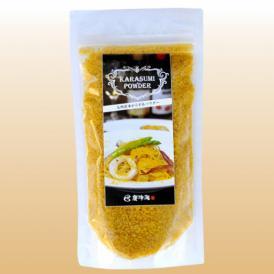 パスタにからめると程良い塩加減となり、豊潤な香りと旨味が口いっぱいに広がります。