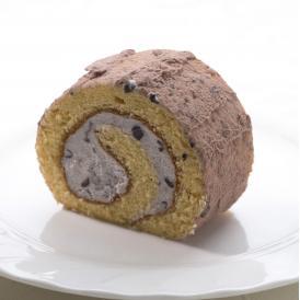 小麦粉とバターを使わず、厳選素材のみで作った、体に優しい米粉のロールケーキ