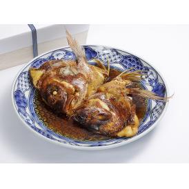 鯛かぶと煮(鯛頭1個)