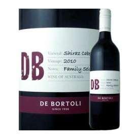 デ・ボルトリ・DB・シラーズ・カベルネ 2010