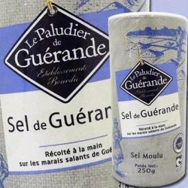 ゲランドの塩 顆粒(250g)