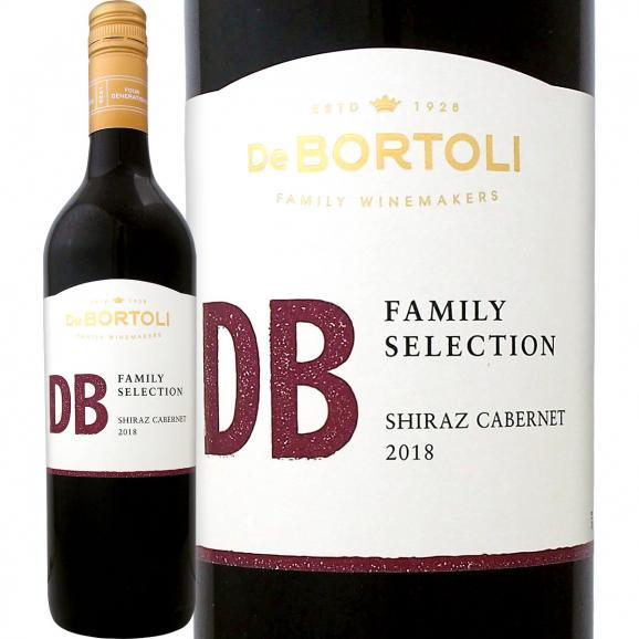 オーストラリア ワイン 赤 デ・ボルトリ・DB・シラーズ・カベルネ(最新ヴィンテージ)オーストラリア 赤ワイン 750ml ミディアムボディ 辛口01