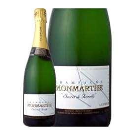 シャンパーニュ・モンマルト・スクレ・ド・ファミーユ・プルミエ・クリュ・ブリュット【辛口】【シャンパン】【750ml】【Monmarthe】