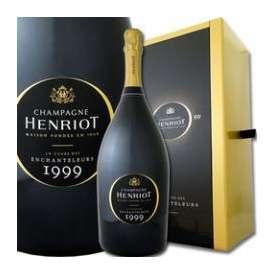 アンリオ・シャンパーニュ・キュベ・アンシャンテルール・アネ・エクリプティク1999(マグナム)<br>【シャンパン】【1500ml】【正規】【箱入り】【Henriot】【偉大なる14年熟成のマグナムシ