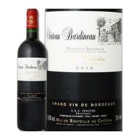 シャトー・バルディノー・キュヴェ・コレクション 2010【フランス】【赤ワイン】【750ml】【フルボディ】【辛口】