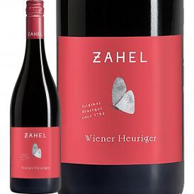 【新酒先行予約11月11日以降お届け】ツァーヘル・ウィーナー・ホイリゲ・ツヴァイゲルト 2017【ホイリゲ】【赤ワイン】【新酒】【750ml】【ウィーン】【オーストリア】