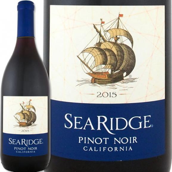 赤ワイン シーリッジ・カリフォルニア・ピノ・ノワール(最新ヴィンテージをお届け) 01