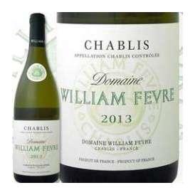ドメーヌ・ウィリアム・フェーブル・シャブリ 2015 【フランス】【白ワイン】【750ml】【辛口】